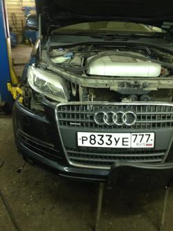 Ремонт Audi Q7