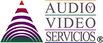 Logo de AVS