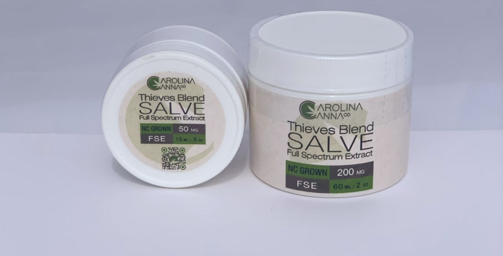 Topical Salve - Thieves Oil