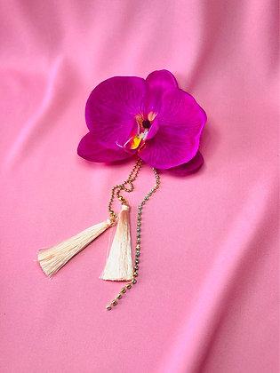 Bico de Pato Orquídea Fucsia