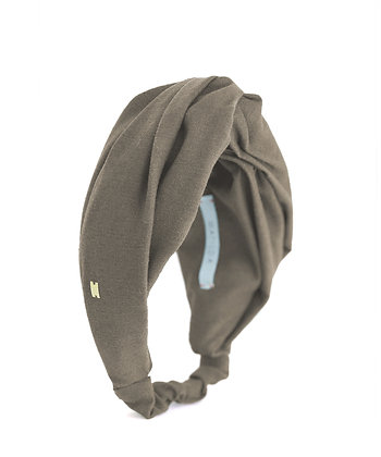 Turbante Stronger Taupe
