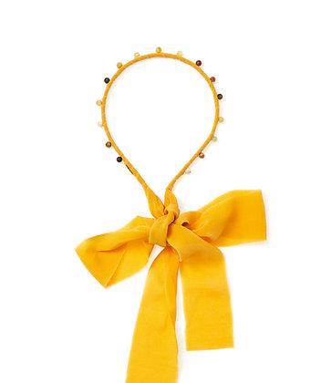 Tiara Just a Girl Amarelo Toscana