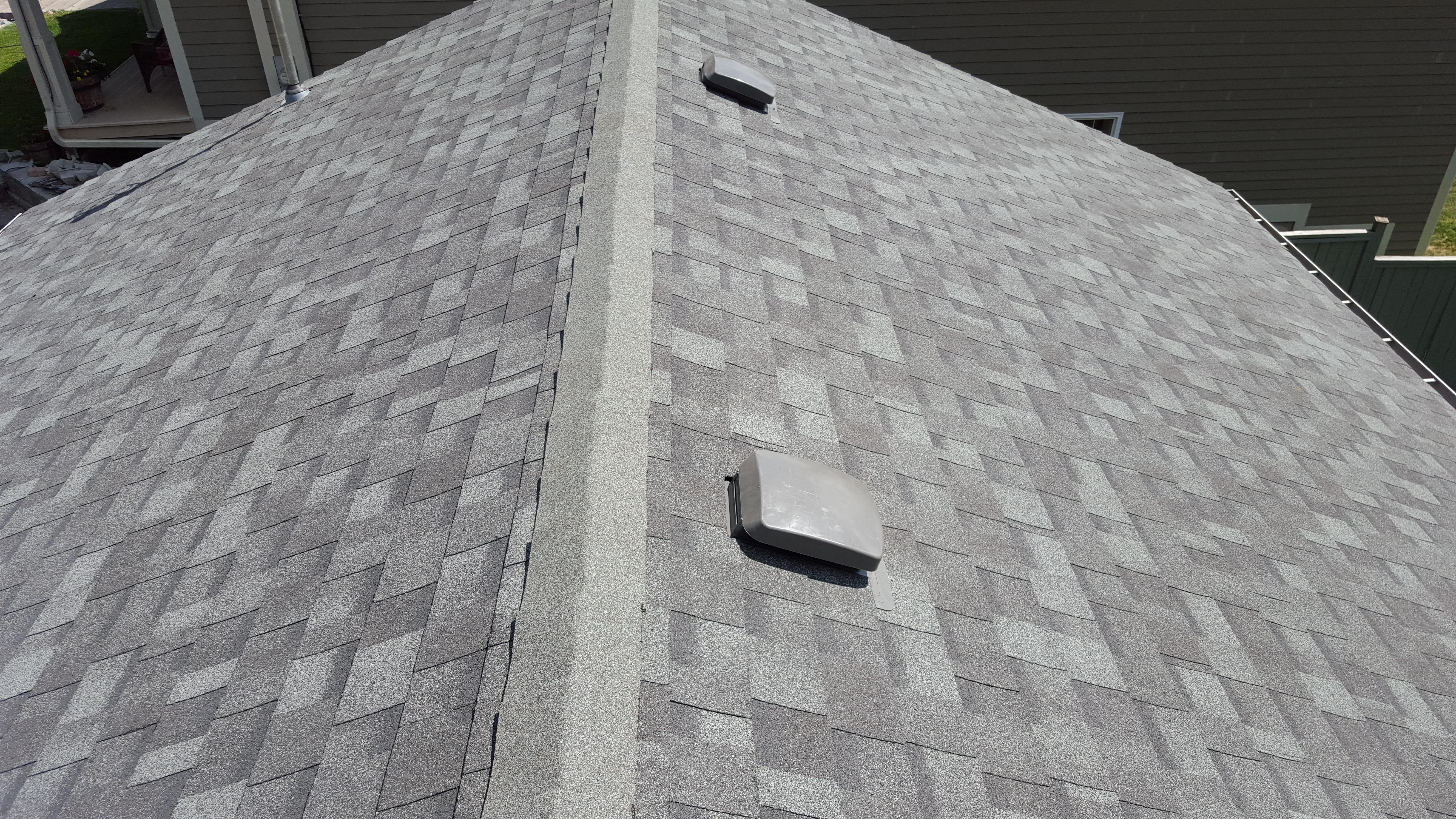 IKO Shingles Roof