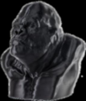 3D printed Gorillaz