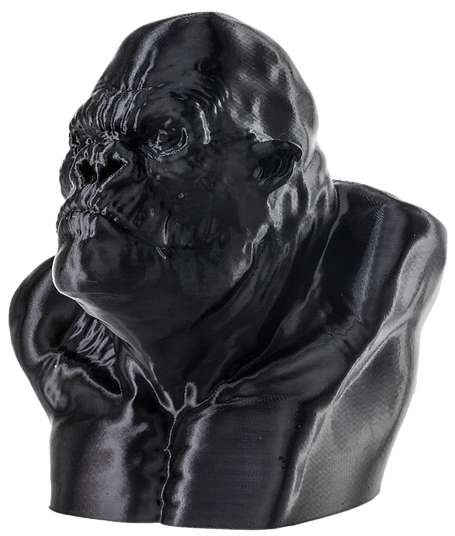 0.4單料-3D printed Gorillaz