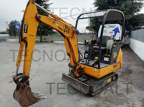 mini escavatore jcb 8017