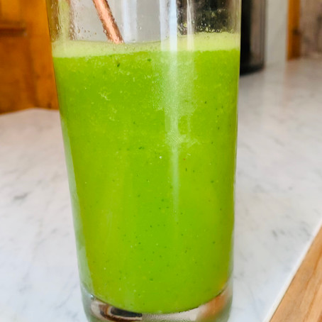 Skin Glowing Green Juice