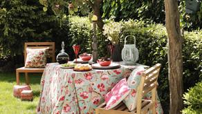 Gardening, Audiobooks, and Alfresco Dining.