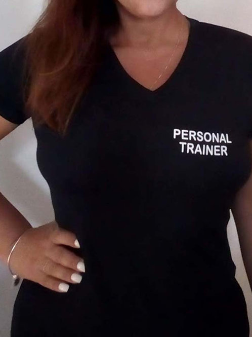 Camisas de Personal Trainer