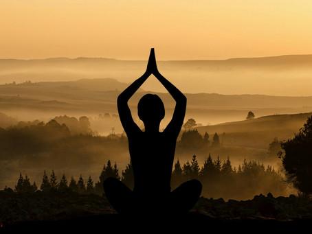 Tá estressado? Já experimentou a meditação?