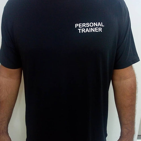 Camisa de Personal Trainer Tam G