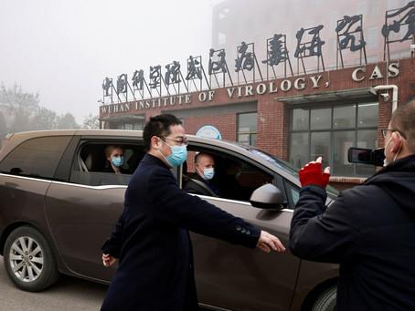 China rechaza inspección de la OMS para investigar el origen del Covid-19