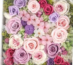 プリザーブドフラワー専門店,福岡,花材の画像