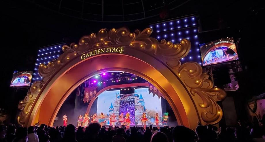 P3.9 @ LotteWorld Garden Stage