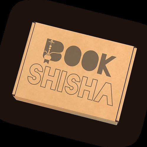 LOTE 02 - BOX SHISHA