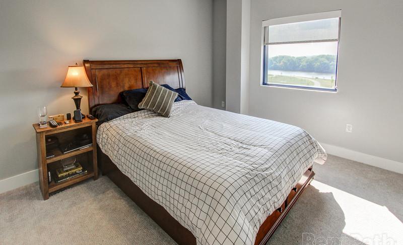 Upstairs Bedroom In Loft