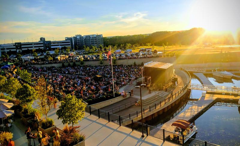 Mohawk Harbor Amphitheater
