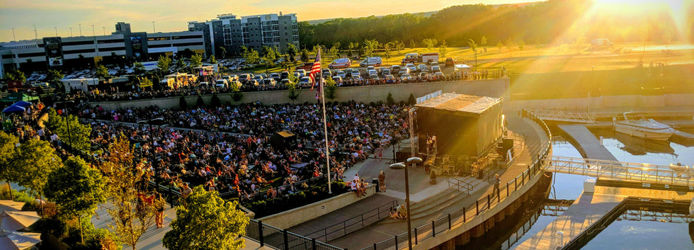 Mohawk Harbor Amphitheater