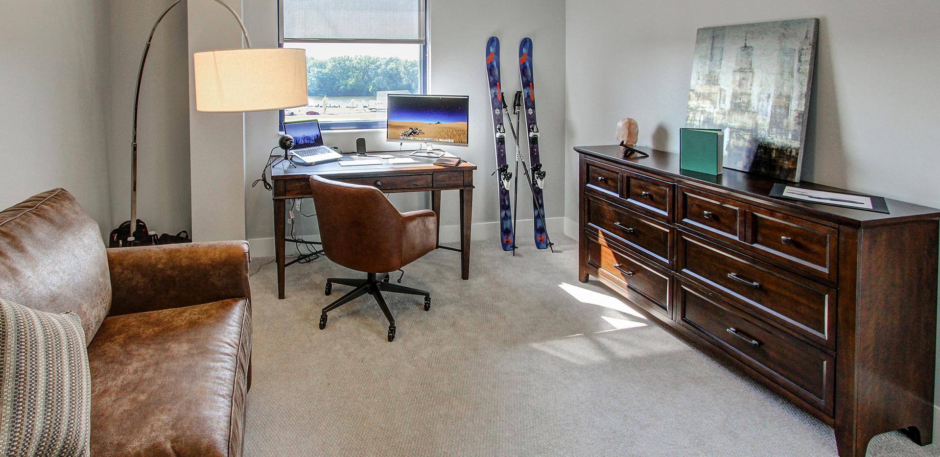 Loft Downstairs Bedroom