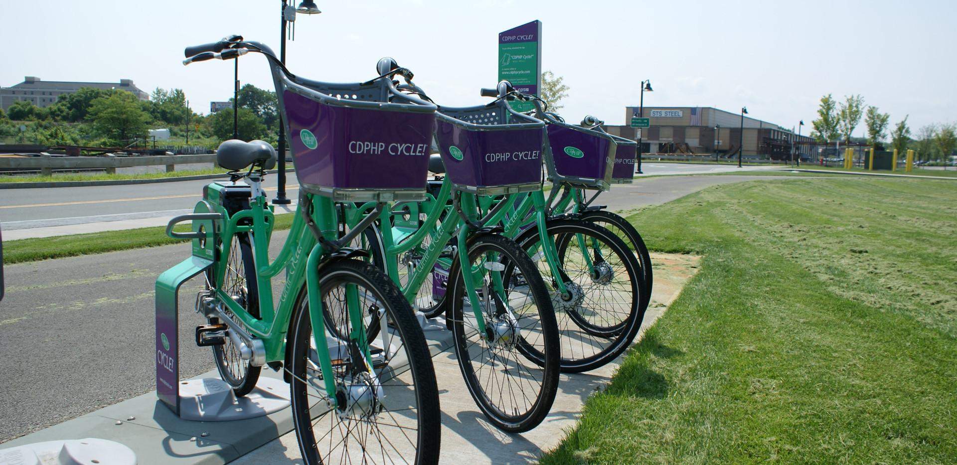 CDPHP Bike Rentals