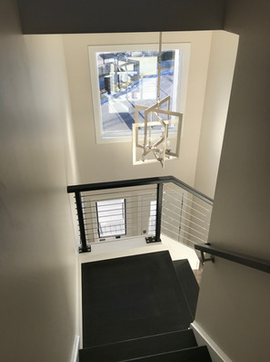 Front Entrance From Upper Stairs