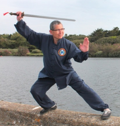 Maître Nghia Hô Viêt Tài Chi