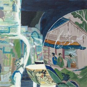 Ceramics and reflection at the V&A