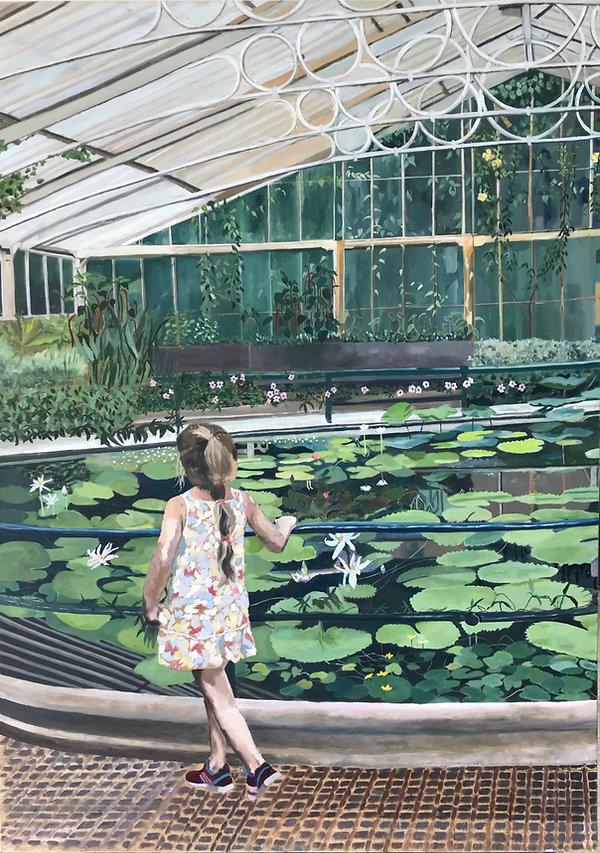 Waterlily house, Kew gardens.jpg