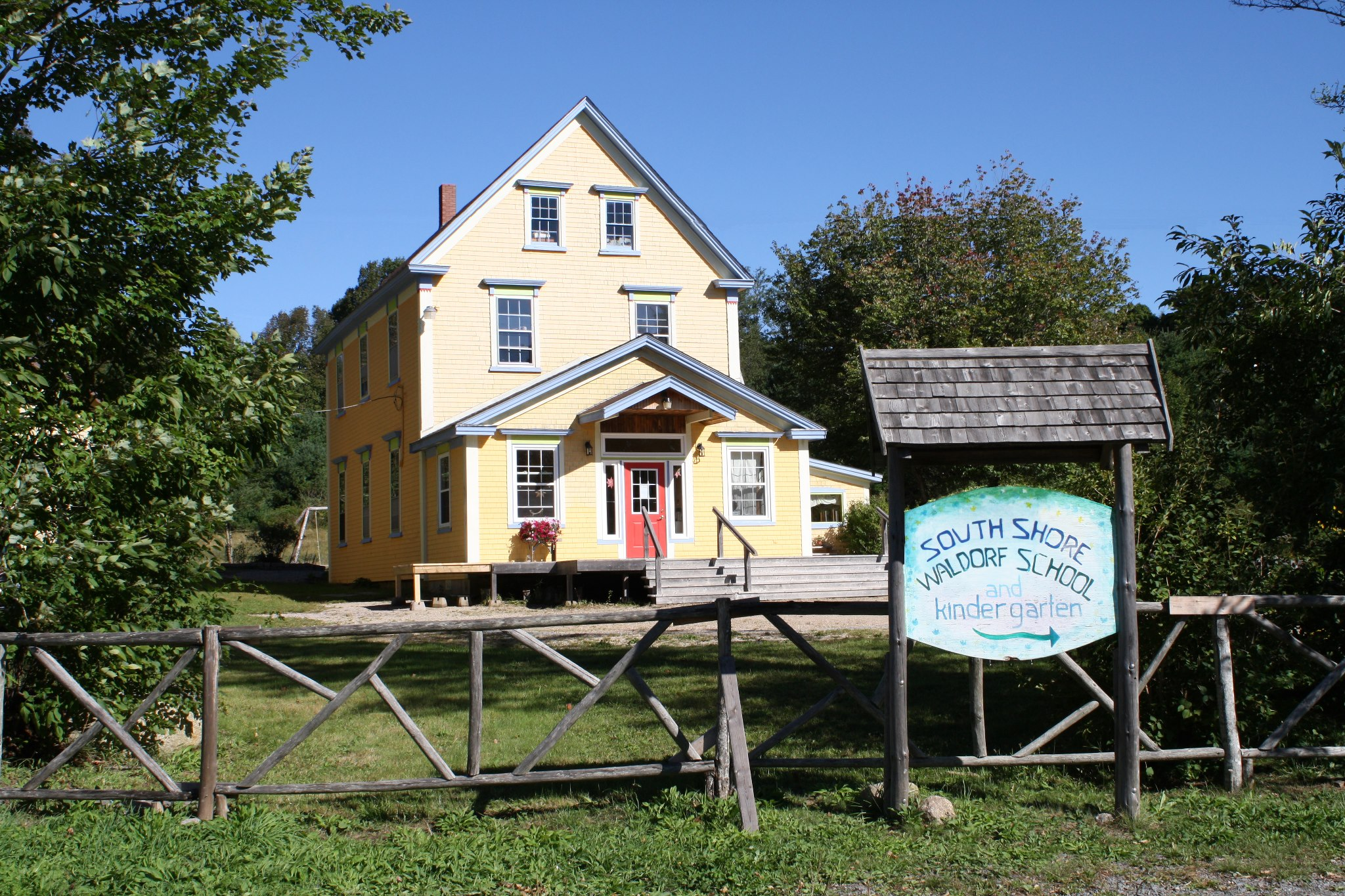 3 SOUTH SHORE WALDORF SCHOOL