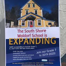 2 SOUTH SHORE WALDORF SCHOOL