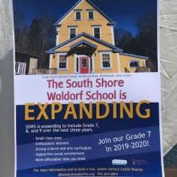 2 SOUTH SHORE WALDORF SCHOOL