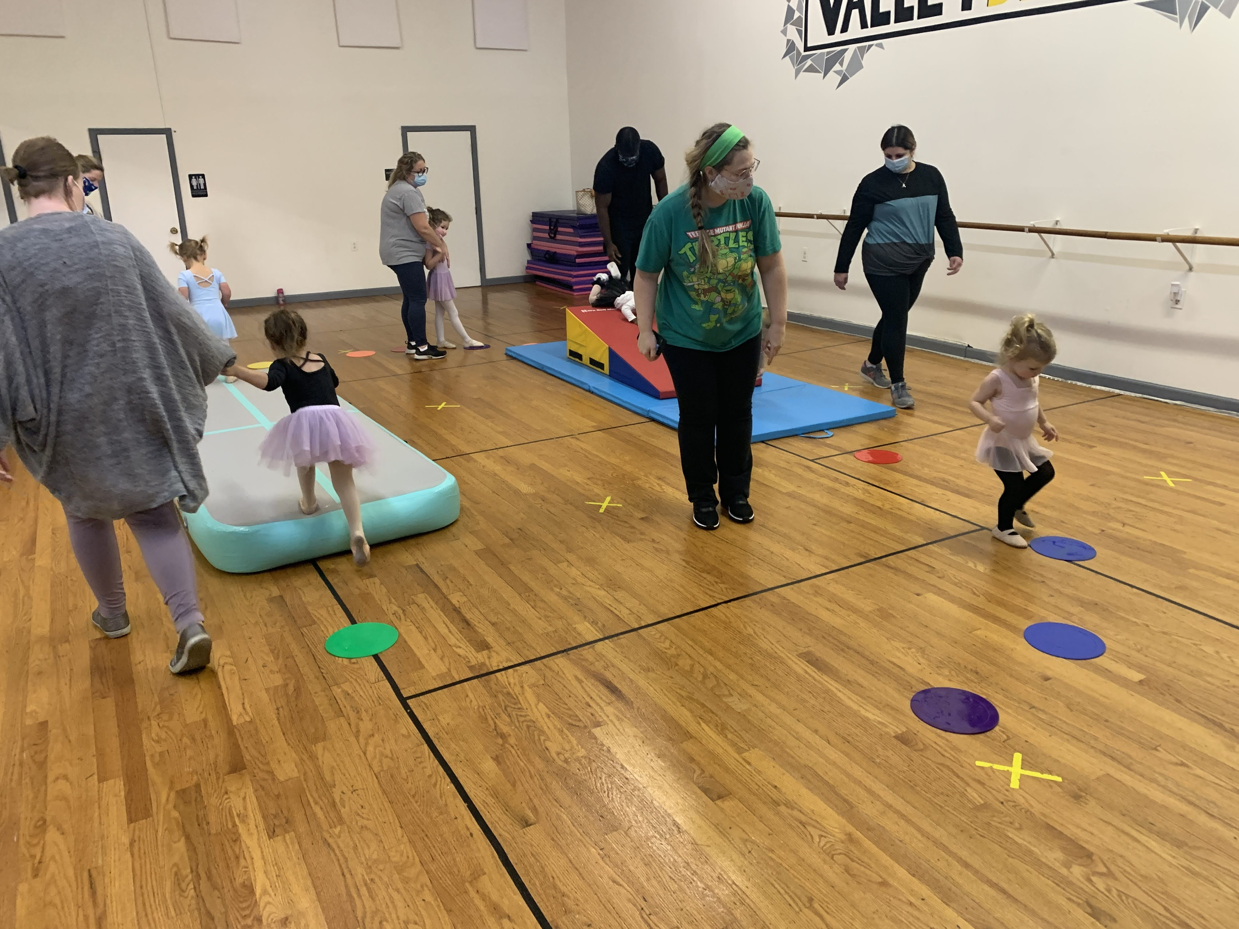 Tiny Movers (Parent & Me Class)