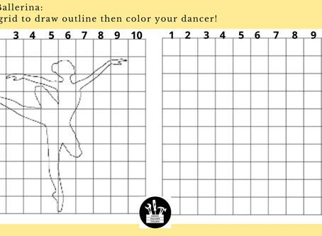Dance Activities & Color Sheets