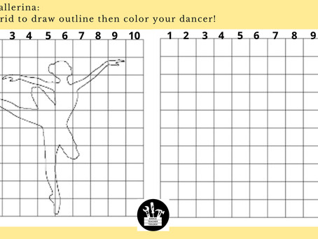 Dance Activities & Color Sheets