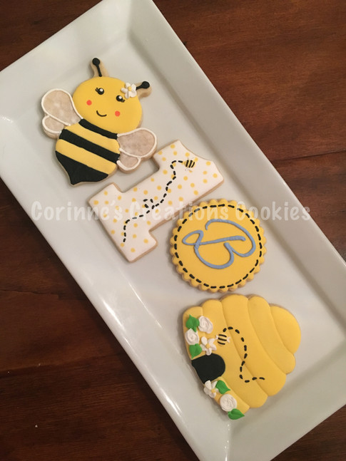 Mommy to Bee Shower