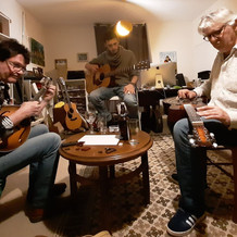 & William Garreau, Thierry Loyer
