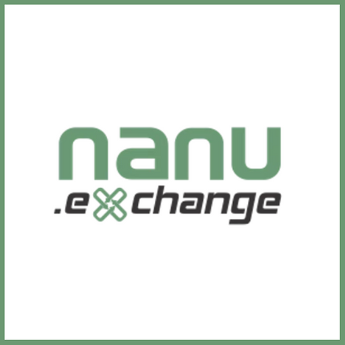 BCCX foi listada no Nanu.exchange