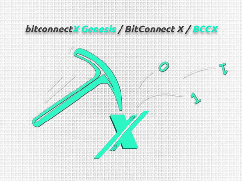 Get Online With Proof-Of-Stake Mining The BCCX / BitConnect X / bitconnectX Genesis BlockChain