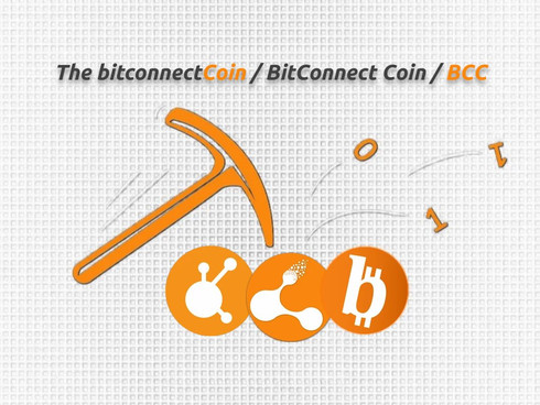 Get Online Proof-Of-Stake Mining The BCC / BitConnect Coin / bitconnectCoin BlockChain