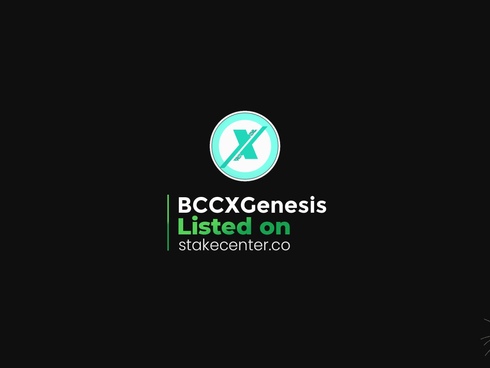 bitconnectX Genesis BlockChain Is Listed On The StakeCenter Exchange