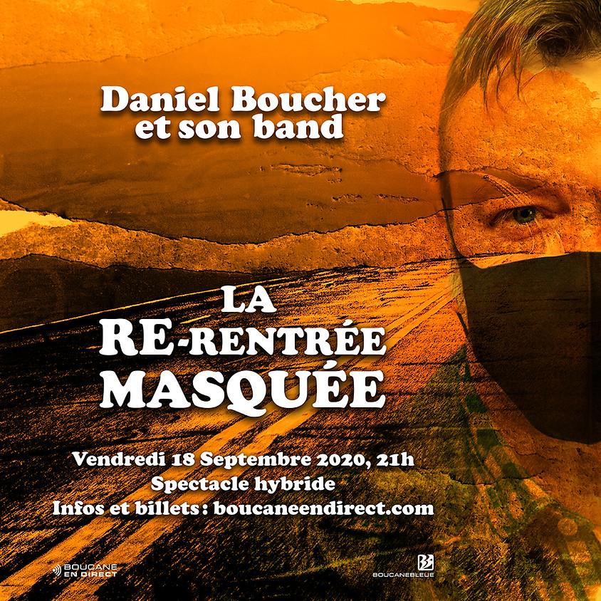LA RE-RENTRÉE MASQUÉE - LIVE AU VERRE BOUTEILLE