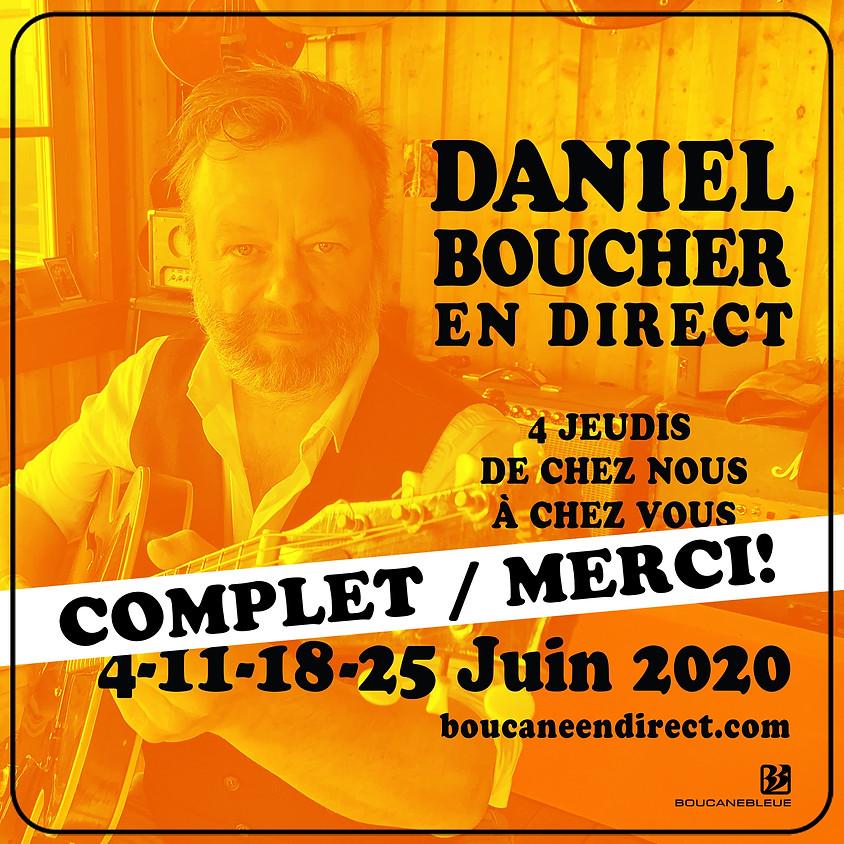 Daniel Boucher - Forfait 4 Jeudis - Toutte qu'un deal.