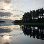 30pm_美しい夕日‥ボートライディング_ただぼ〜っと眺めるシアワセ__#フィン