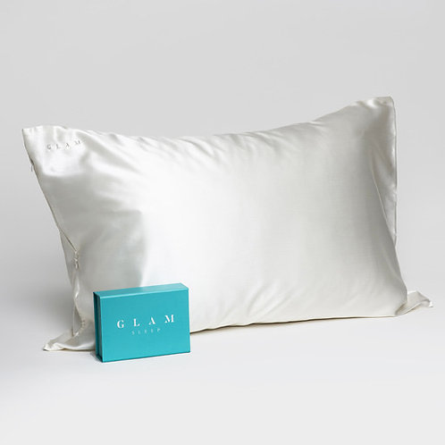 Glam Sleep Silk Pillowcase