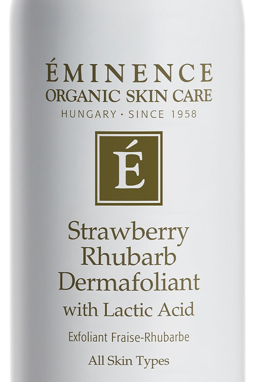 Strawberry & Rhubarb Dermafoliant