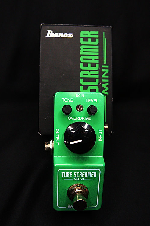 Pedal - Mini Tube Screamer Ibanez (USED by Prika Amaral)