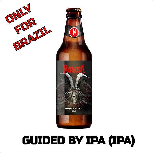 CERVEJA - Guided By IPA (IPA)