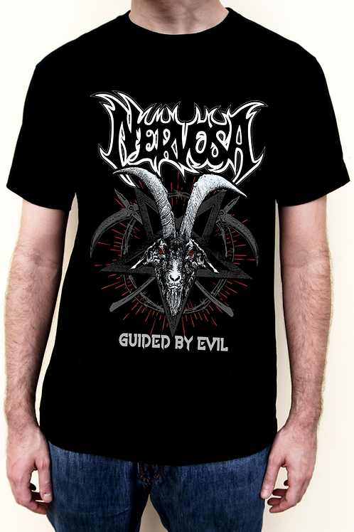 CAMISETA - Guided By Evil