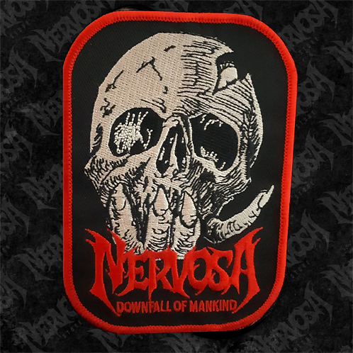 PATCH SKULL DOM