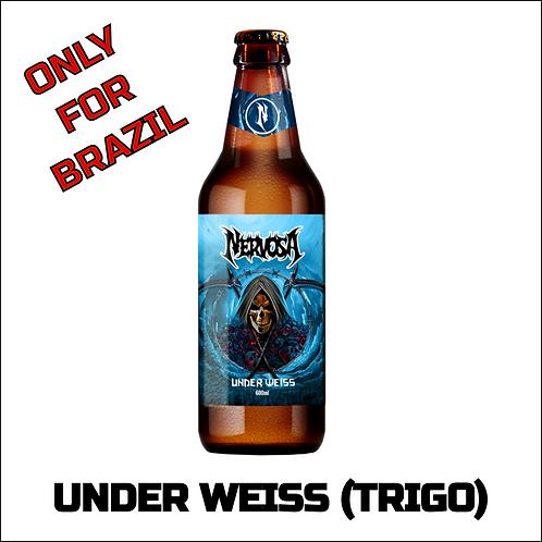 CERVEJA - Under Weiss (Cerveja de trigo)